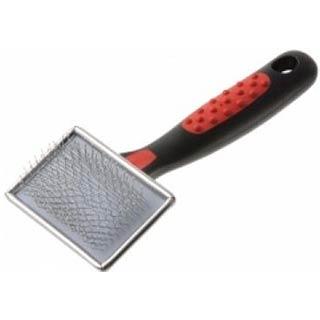 Пуходерка НЕllО РЕТ металлическая малая с каплей