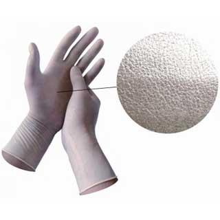 Перчатки, хирургические стерильные текстурированные одноразовые  № 9