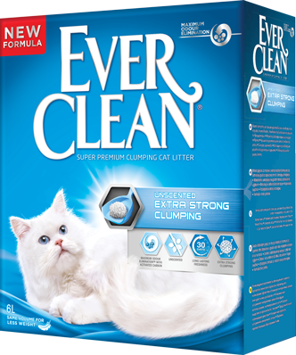 Ever Clean Extra Strong Clumpin Unscented