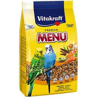 Vitakraft Премиум, корм для волнистых попугаев, уп. 1 кг