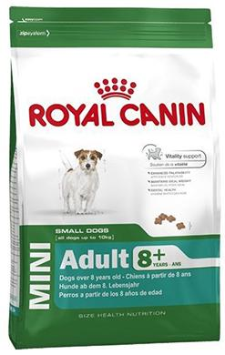 Royal Canin Мини Эдалт + 8