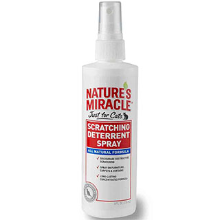 8 in 1 NM,No Scratch Deterrent Spray for Cat средство против царапанья для кошек, фл. 237 мл