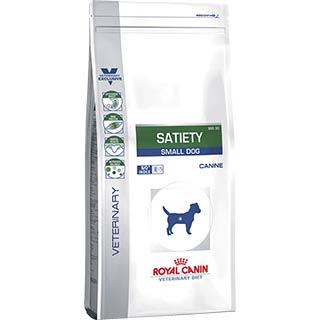 Royal Canin Satiety Small Dog корм для собак менее 10 кг для контроля избыточного веса, уп. 1.5 кг