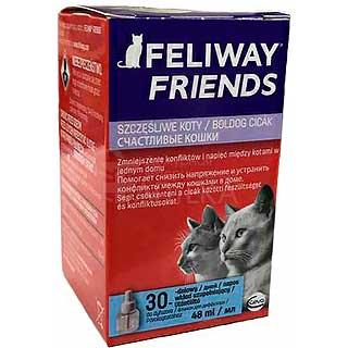 Феливей Френдс для кошек, фл. 48 мл
