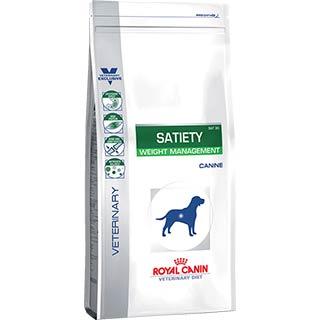 Royal Canin Satiety Weight Management корм для собак, для контроля избыточного веса, уп. 1.5 кг
