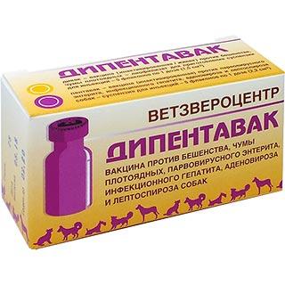 Вакцина Дипентавак, доза, амп. 2 мл № 5