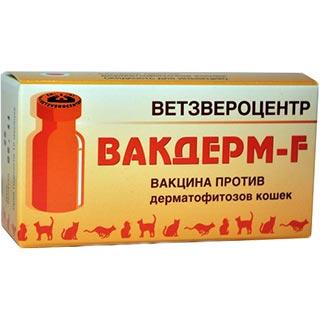 Вакцина Вакдерм-F, доза, 1 флакон