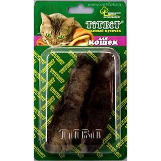 TITBIT Лапки пушистые для кошек