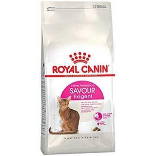 Royal Canin Savour Exigent корм для кошек, привередливых к вкусу продукта, уп. 2 кг