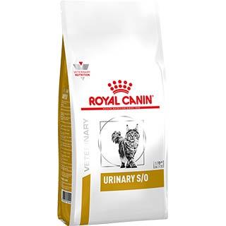 Royal Canin Urinary S/O корм для кошек, при заболеваниях мочевыделительной системы, уп. 0.4 кг