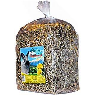 FIORY сено для грызунов с одуванчиком, уп. 500 г