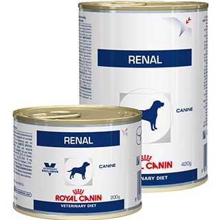Royal Canin Renal корм для собак, с хронической почечной недостаточностью, банка 200 г