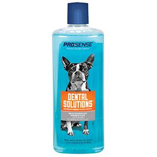 8 in 1 Pro-Sense, Dental Solutions жидкость для полости рта для собак, фл 473 мл