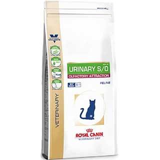 Royal Canin Urinary S/O Olfactory Attraction корм для кошек при заболевании мочевыделительной систем