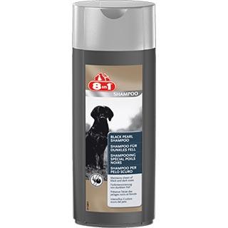 8 in 1 шампунь для собак темных окрасов, фл. 250 мл