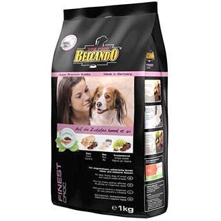 Belcando Файнест Крок корм для привередливых собак мелких и средних пород, уп. 1 кг