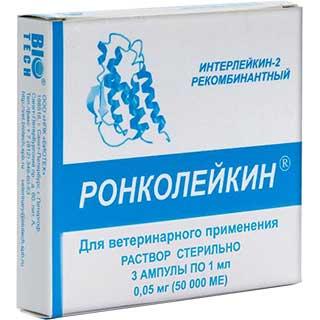 коронавирус ронколейкин