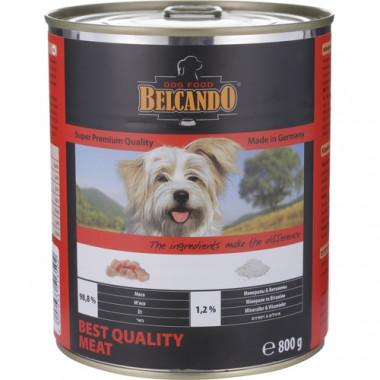 Belcando корм для собак, отборное мясо, банка 800 г