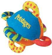 Игрушка  Petstages для собак Mini Кольцо с петлями