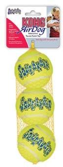 """Игрушка  д/собак """"Теннисный мяч"""" очень маленький (уп. 3 шт.)"""