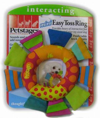 Игрушка  Petstages для собак Mini Кольцо текстильное