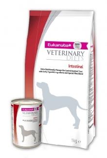 Eukanuba Интестинал диета для собак, при заболеваниях желудочно-кишечного тракта, уп. 1 кг